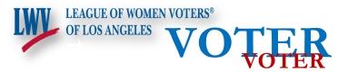 Los Angeles Voter