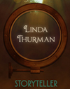 Linda Thurman, Storyteller logo